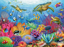 Load image into Gallery viewer, Tropical Waters - 500pc Puzzle