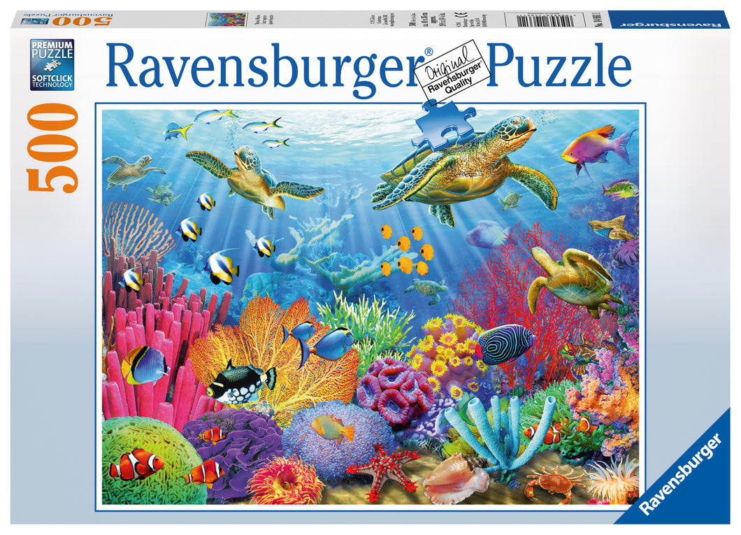 Tropical Waters - 500pc Puzzle