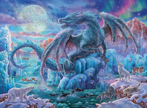 Mystical Dragons - 500pc Puzzle