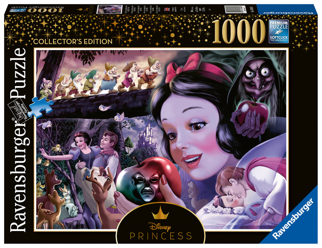 Snow White - Heroines Col - 1000pc Puzzle