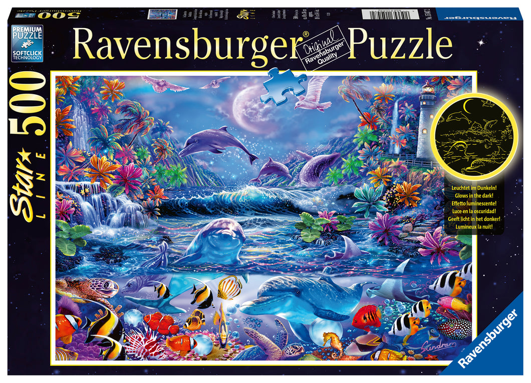 Moonlit Magic - 500pc Puzzle