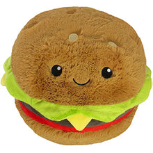 Load image into Gallery viewer, Squishable Hamburger 15""