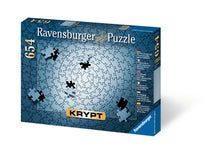 Load image into Gallery viewer, Krypt - Silver - 654pc Puzzle