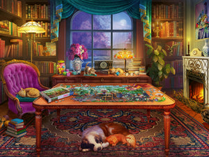 Puzzler's Place - 750pc Large Format Puzzle