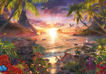 Load image into Gallery viewer, Paradise Sunset - 18000pc Puzzle