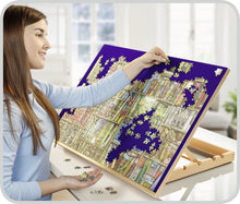 Load image into Gallery viewer, Ravensburger - Wooden Puzzle Board / Wooden Puzzle Easel
