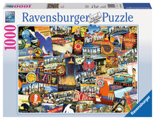 Load image into Gallery viewer, Road Trip USA - 1000pc Puzzle