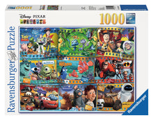 Load image into Gallery viewer, Disney-Pixar Movies - 1000pc Puzzle
