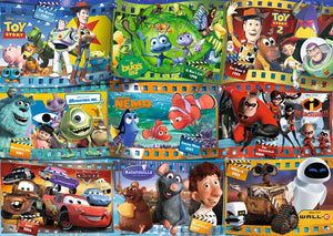 Disney-Pixar Movies - 1000pc Puzzle