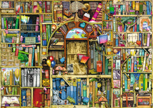 Load image into Gallery viewer, Bizarre Bookshop 2 - 1000pc Puzzle