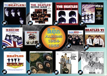 Load image into Gallery viewer, The Beatles: Albums 1964-66 - 1000pc Puzzle