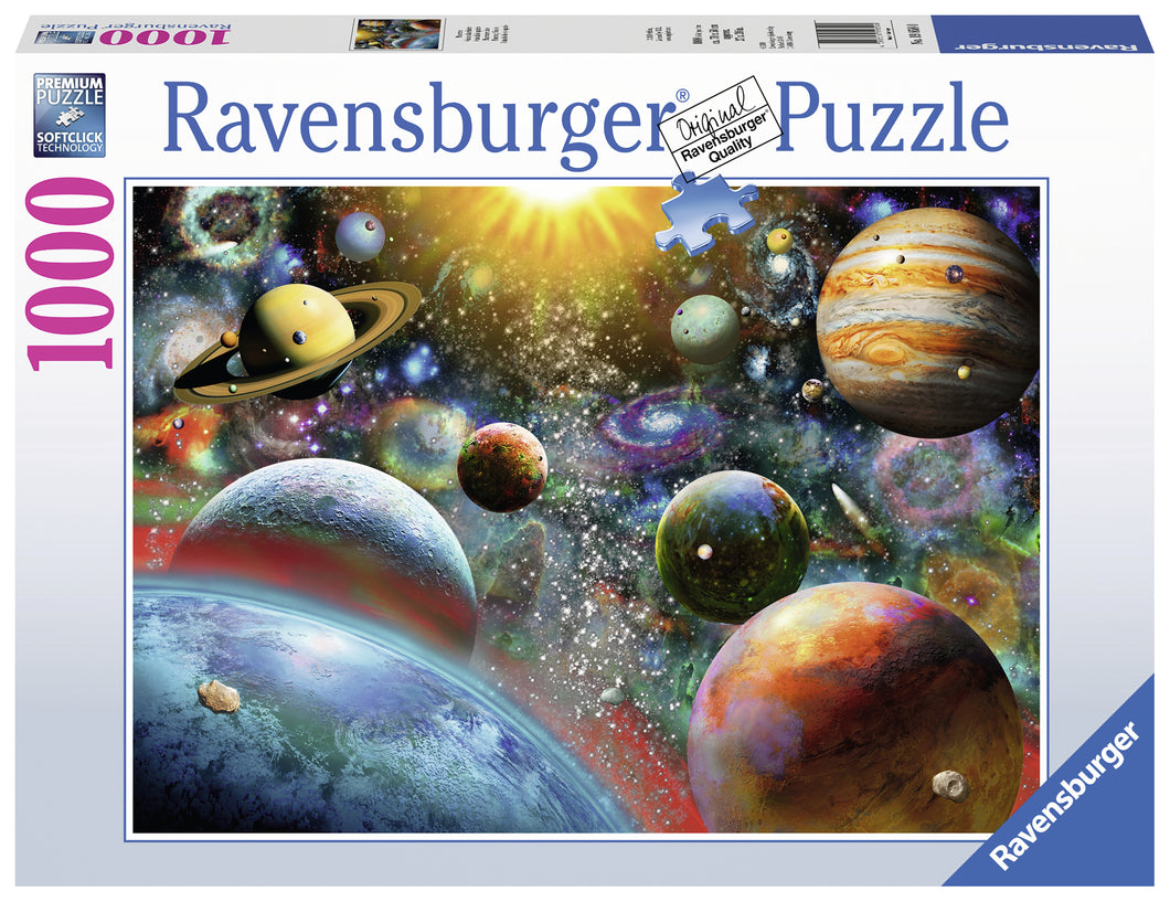 Planetary Vision - 1000pc Puzzle