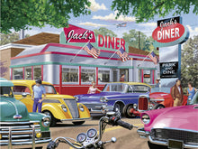 Load image into Gallery viewer, Meet you at Jack's - 750pc Large Format Puzzle