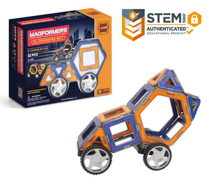 Magformers XL Cruisers 32pc Car Set