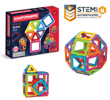 Load image into Gallery viewer, Magformers Rainbow 30pc Set