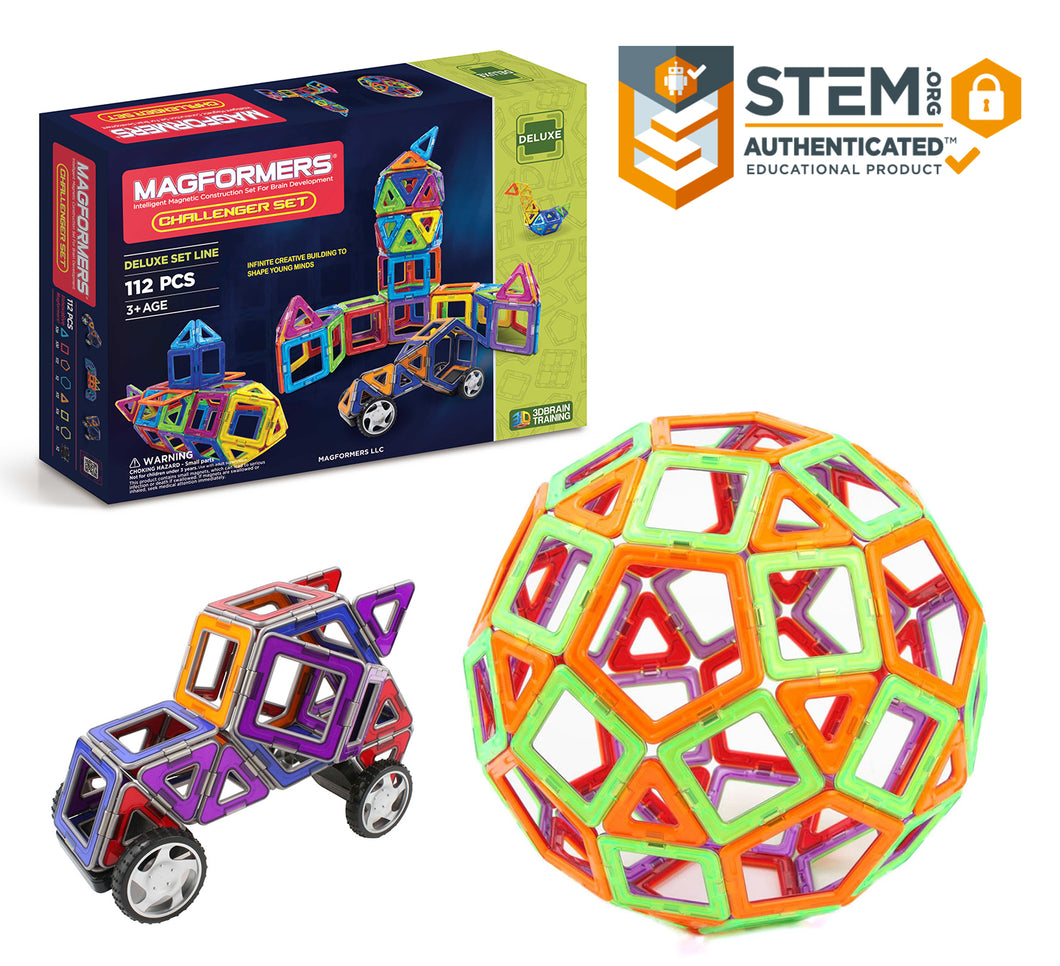Magformers Challenger 112pc Set