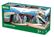Load image into Gallery viewer, BRIO Collapsing Bridge