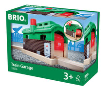 Load image into Gallery viewer, BRIO Train Garage