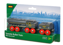 Load image into Gallery viewer, BRIO Speedy Bullet Train