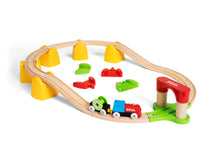 Load image into Gallery viewer, BRIO My First Railway Battery Train Set
