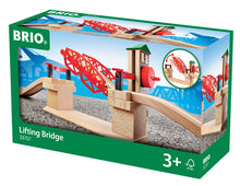 Load image into Gallery viewer, BRIO Lifting Bridge