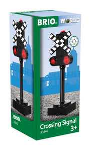 BRIO Crossing Sign