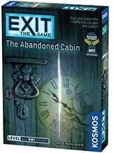 Load image into Gallery viewer, EXIT: The Abandoned Cabin