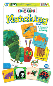 The World of Eric Carle Matching Game
