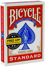 Load image into Gallery viewer, Bicycle Playing Cards - Standard