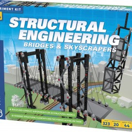 Structural Engineering: Bridges & Skyscr
