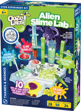 Load image into Gallery viewer, Ooze Labs: U.F.O. Alien Slime Lab