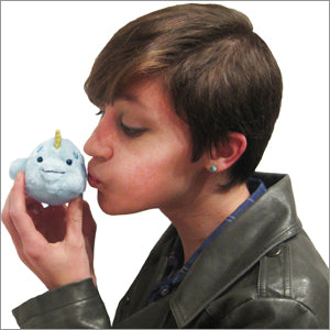 Squishable Micro Narwhal