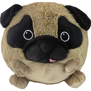 Squishable Pug 15""
