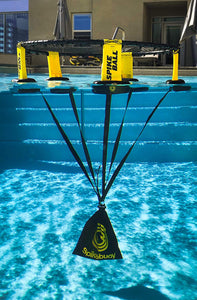 Spikebuoy - Spikeball on Water!