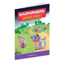 Load image into Gallery viewer, Magformers Inspire 14pc Set