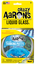 Load image into Gallery viewer, Crazy Aaron's Thinking Putty - Liquid Glass - Falling Water