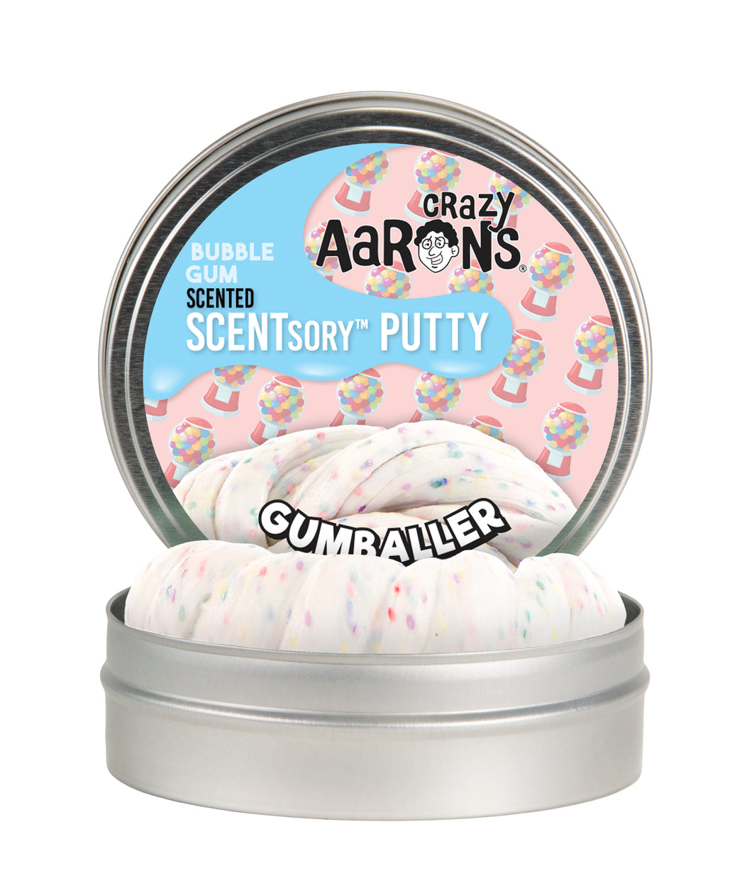 Crazy Aaron's Thinking Putty - SCENTsory-Sweets - Scented Gumballer