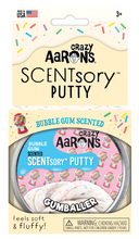 Load image into Gallery viewer, Crazy Aaron's Thinking Putty - SCENTsory-Sweets - Scented Gumballer