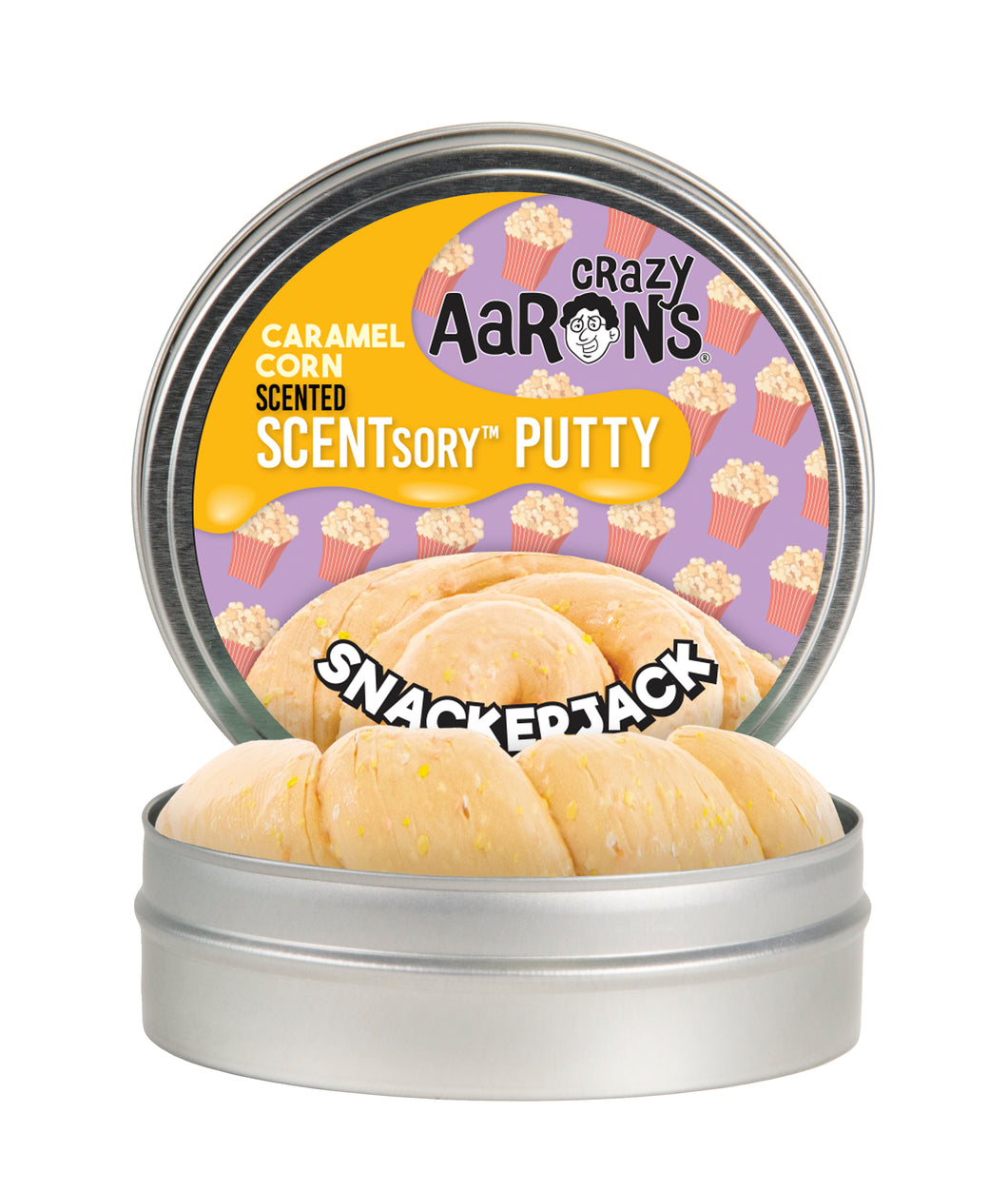 Crazy Aaron's Thinking Putty - SCENTsory-Sweets - Scented Snackerjack