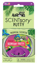 Load image into Gallery viewer, Crazy Aaron's Thinking Putty - SCENTsory-Tropical - Splashcooler