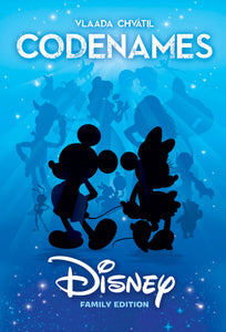 Codenames Disney Family