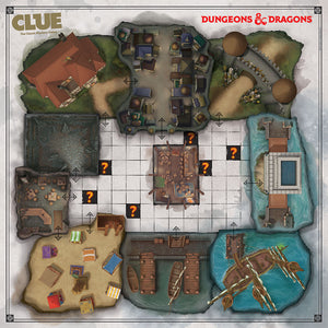 Dungeons & Dragons Clue