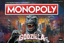 Load image into Gallery viewer, Godzilla Monopoly
