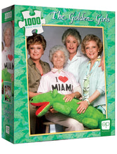 "Load image into Gallery viewer, The Golden Girls ""I Heart Miami"" - 1000pc Puzzle"