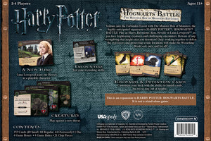 Harry Potter Hogwarts Battle: The Monster Box of Monsters Expansion