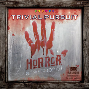 Horror Movie Trivial Pursuit Ultimate Edition