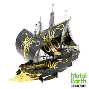 Metal Earth Iconx Game of Thrones Silence