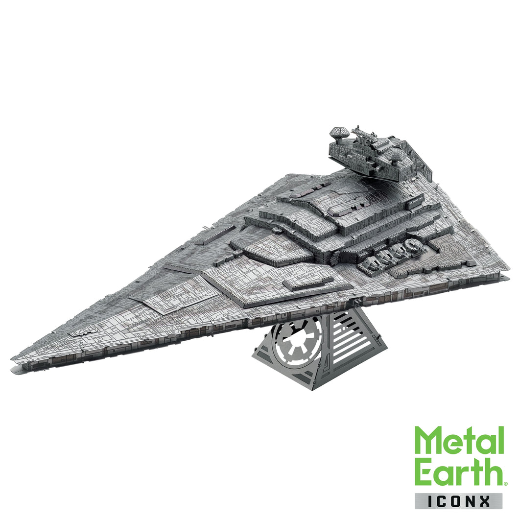 Metal Earth Iconx Star Wars Imperial Star Destroyer