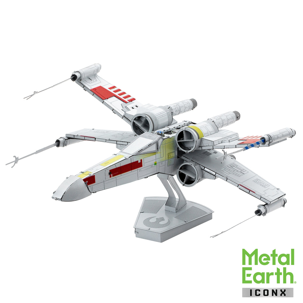 Metal Earth Iconx Star Wars X-Wing Starfighter