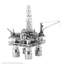 Load image into Gallery viewer, Metal Earth Offshore Oil Rig & Oil Tanker Box Gift Set